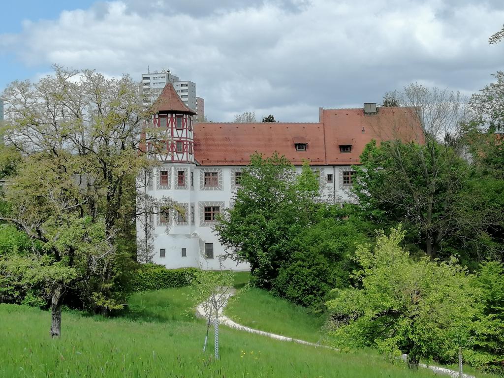 Fotografie vom Böfinger Schlössle